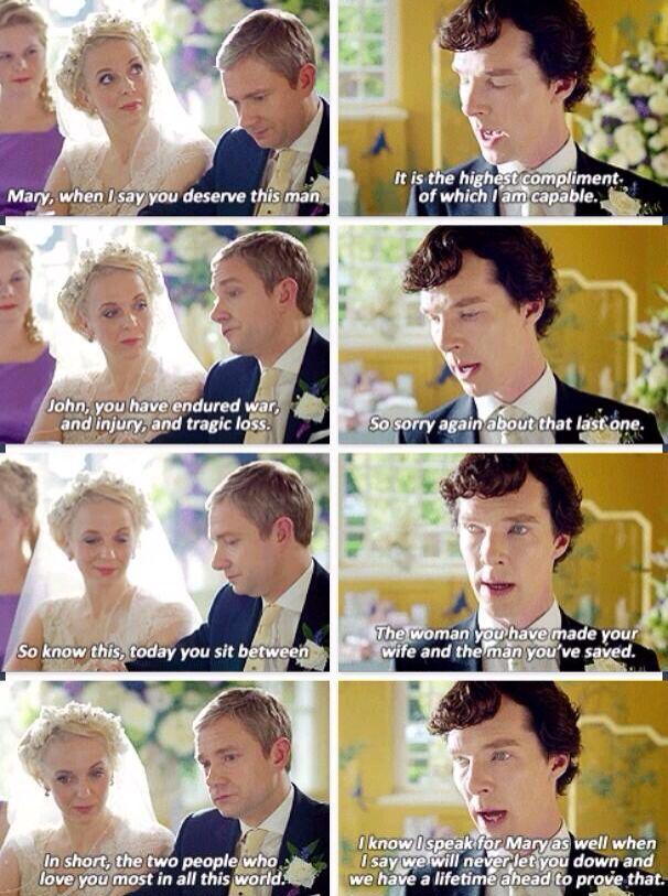 Bestman like Sherlock