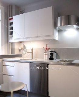 A louer - Très lumineux studio meublé 37m² liège - Petites Annonces Immobilier - Locations - Belgique
