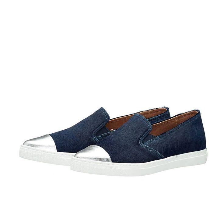 RICHI PONY !! Τα slip-on sneakers είναι το απόλυτο fashion trend της εποχής !!