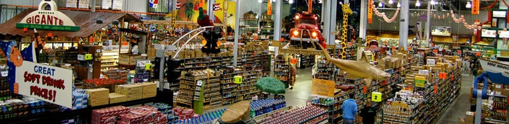 Jungle Jims in Fairfield, Ohio - I used to live down the street and around the corner from here.  My budget thanks me that that is no longer the case.