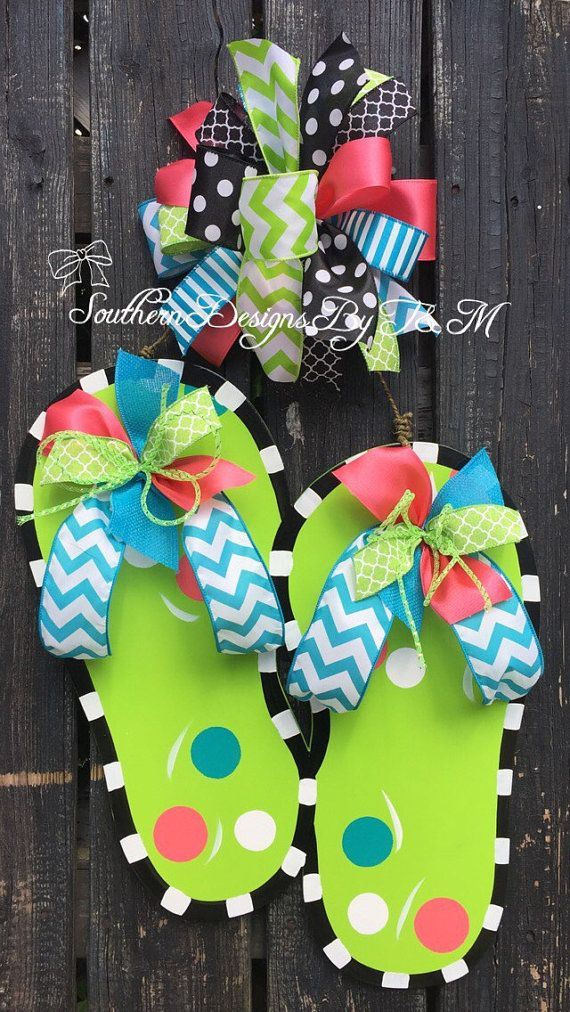 90 Best Images About Summer Door Hangers On Pinterest