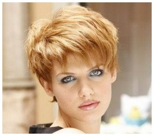 explore short funky hairstyles