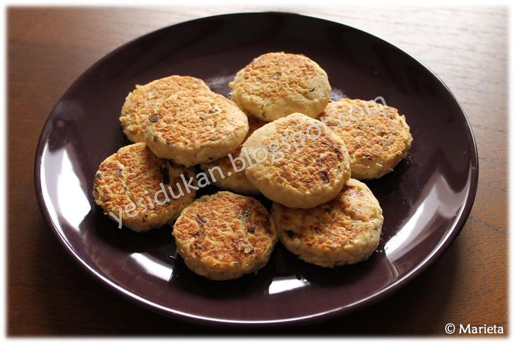 Hamburguesas de Salmón y Tofu