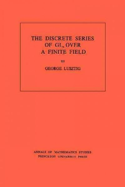 Discrete Series of Gl over a Finite Field