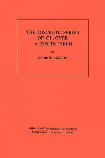 Discrete Series of Gl over a Finite Field