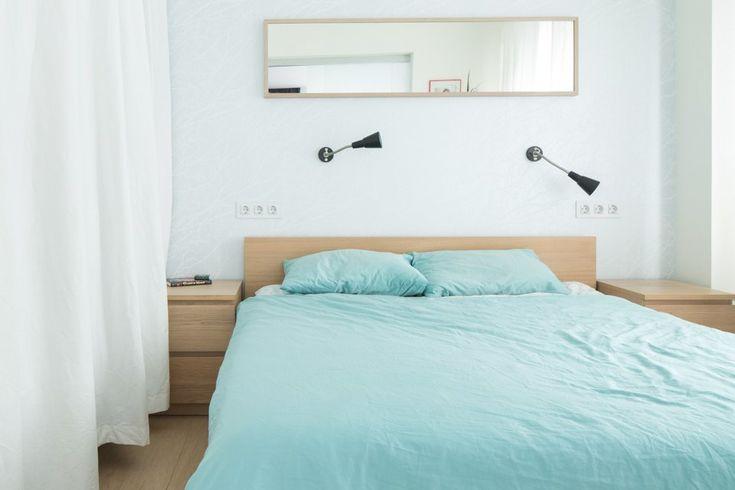 Квартира для большой семьи сминималистским интерьером. Изображение № 3.
