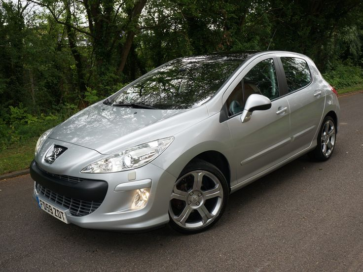 Peugeot 308 2.0 HDi GT 5dr