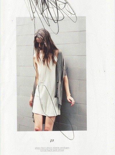 Fashion Photography / Mixed Media / Stark