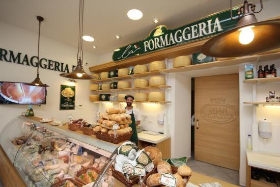 Fotografie: La Formaggeria Gran Moravia