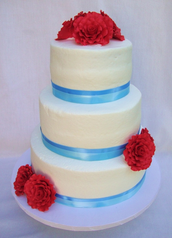 aqua blue and red wedding cakes 17 best ideas about aqua wedding cakes on 10805