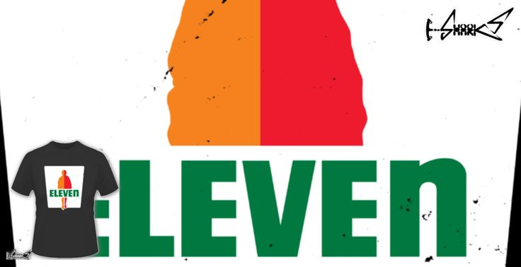 0-Eleven+T-shirts+-+Designed+by:+Boggs+Nicolas