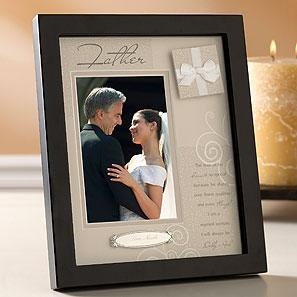 Unique Wedding Framing Ideas  Framed Table favors our a great way to say thank you to your guests!