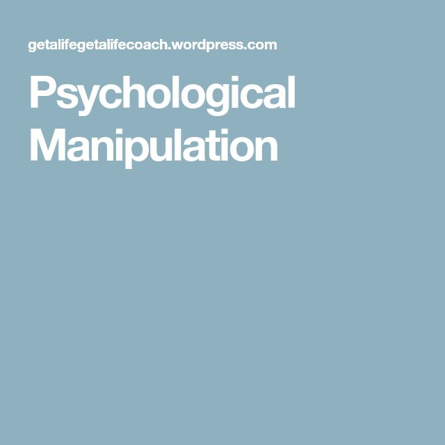 requirements for successful pyschological manipulation essay Free coursework on is psychology a science from essayuk  if the manipulation has had an effect psychological hypotheses  same success as physics and.