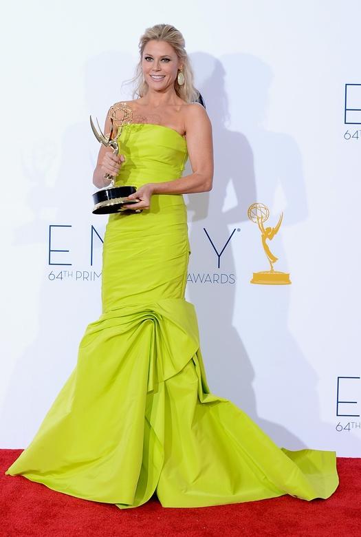 Emmy 2012: победители и шоу Джули Боуэн