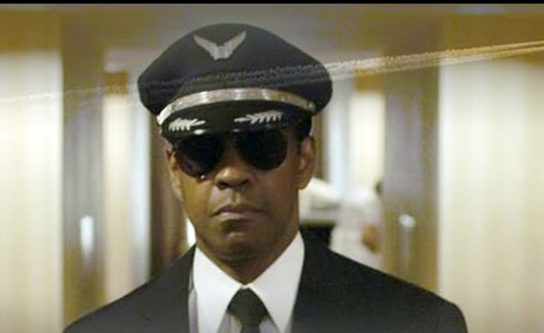 Washington earned an Oscar nomination for his role as a drunk pilot in the R-rated Flight. More details at Parent Previews.