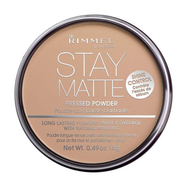 Rimmel Stay Matte Powder -Silk Beige, Silk Beige