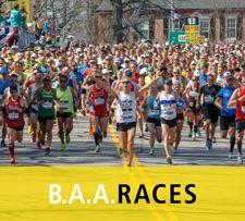 B.A.A. Half Marathon - Boston, MA