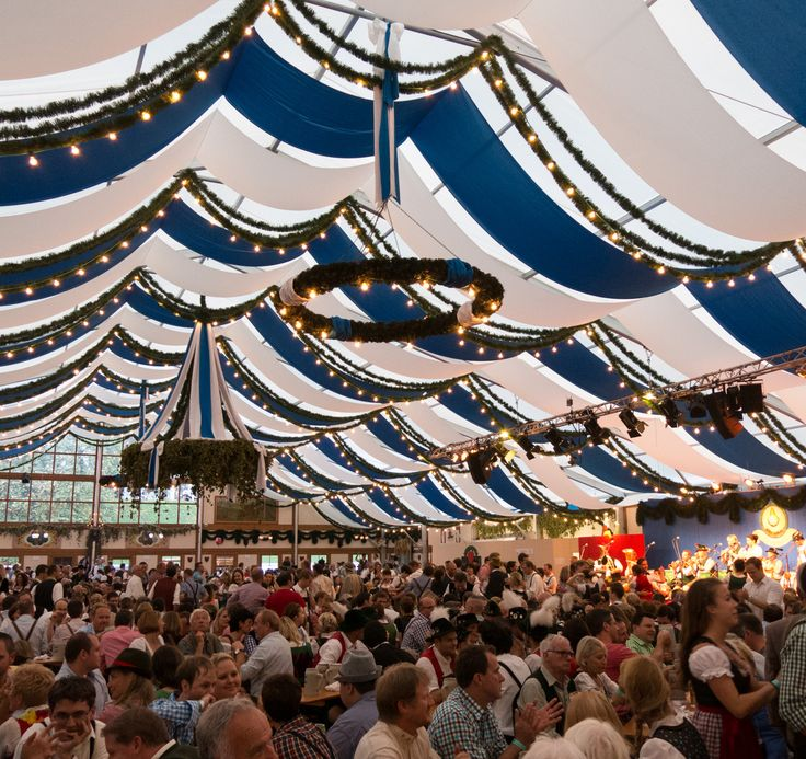 The most famous beer festival in the world: #Oktoberfest in Munich.