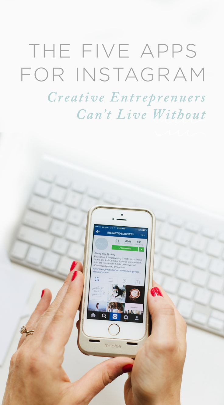 Five Simple Apps to Boost your Instagram Strategy!   Abby Grace for the Rising Tide Society