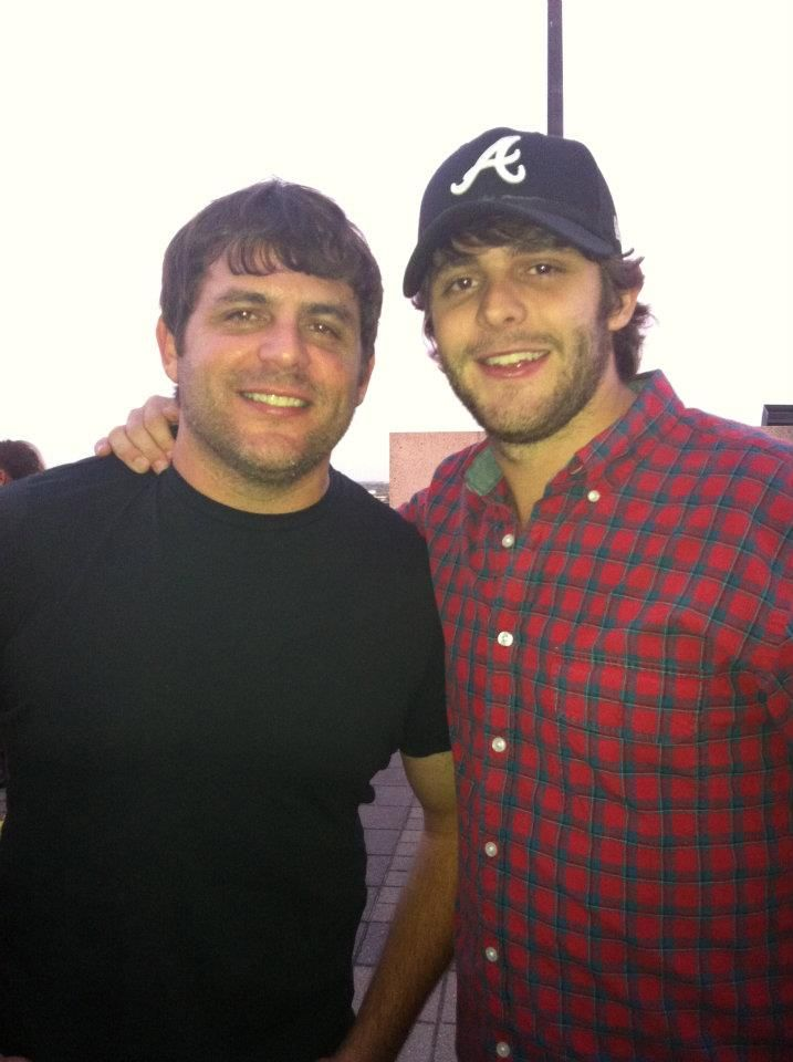 Rhett Akins & Thomas Rhett...good looking father and son!!!