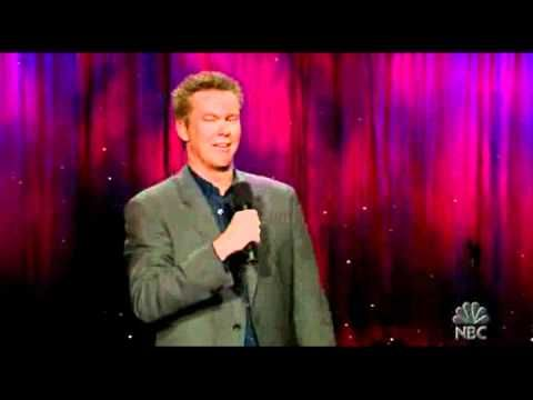 "I cant stop laughing.   Brian Regan: ""So He Died, Naturally."""