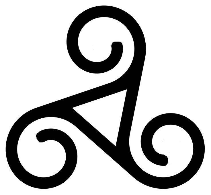 druiden symbole