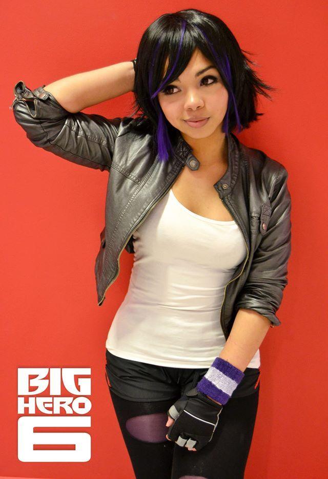 Character: Gogo Series: Big Hero 6