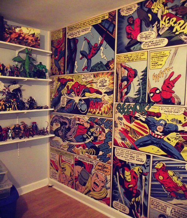 Enjoado do tradicional? Então Inspire-se com essa galeria de fotos de decoração Geek e deixe a sua casa ou apê com ainda mais aconchegante ;)