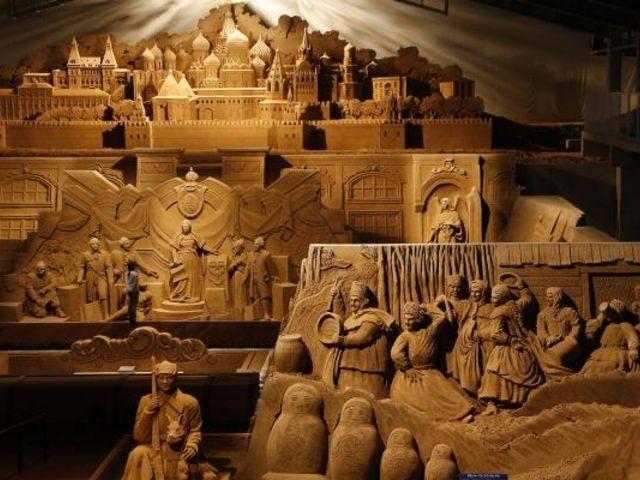 鳥取砂丘砂の美術館 砂で世界旅行・ドイツ編~中世の面影とおとぎの国を訪ねて~ - じゃらんnet