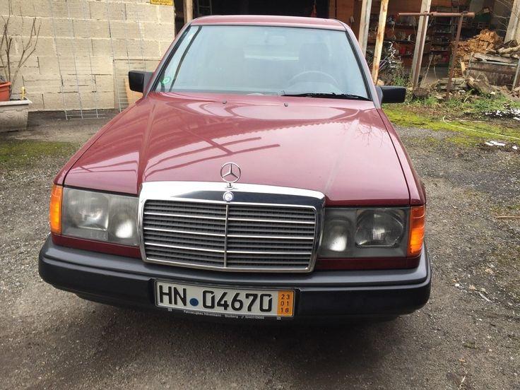 Mercedes 230 E W124 Oldtimer H Zulassung Original 81999 Km