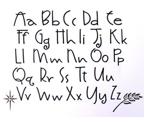 Letter Fonts Grude Interpretomics Co