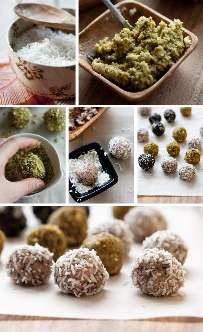 // Coconut Truffles – 3 Ways!
