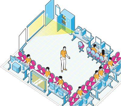 Como montar o laboratório de informática e fazer uma boa gestão deste espaço