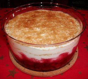 Zutaten 1 Glas Kirsche(n) 2 Gläser Himbeeren 2 Becher Sahne 2 Becher Joghurt (400 - 500 g) 1 Pck. Tortenguss, rot Rohrzucker Zubereitung Kirschen und Himbeeren abtropfen lassen und miteinander vermis