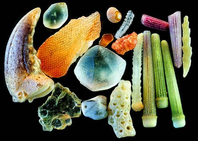 Magnified Sand by Yanping Wang