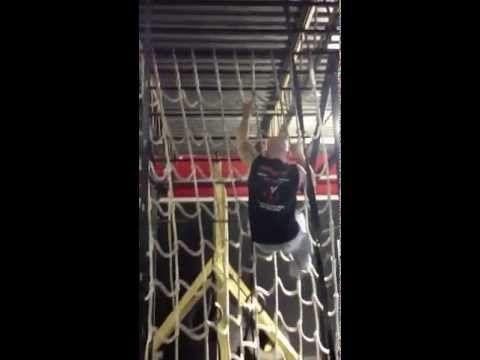 Cargo Net **Free Shipping** - Climbing/Battle Ropes - Gymnastics Get RXd