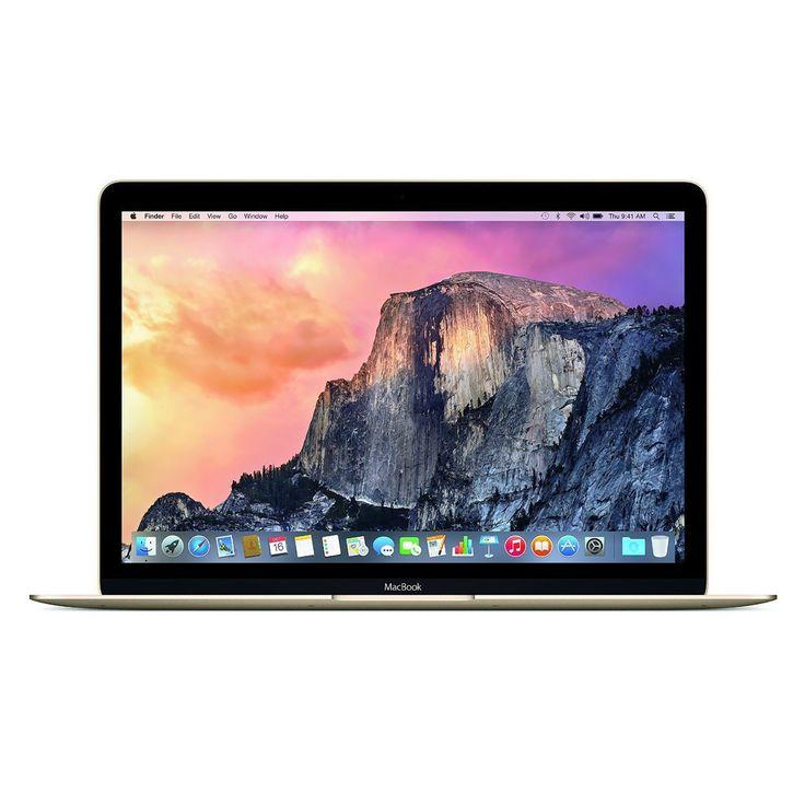 Apple Macbook 5K4N2LL/A 12.0-inch 512GB Intel Core M Dual-Core Laptop -