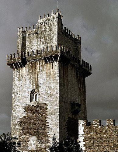 Castelo de Beja - Alentejo - Portugal.
