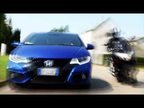 Honda Civic Sport vs Honda Integra Sport
