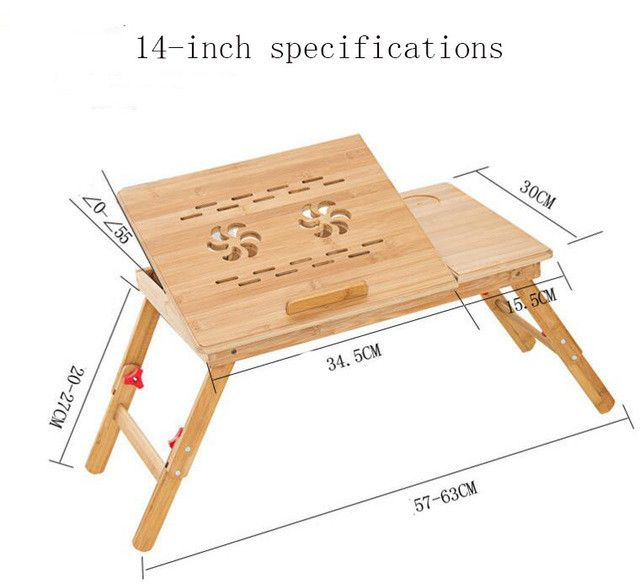 1PC for sale 14-inch & 15-inch high-end folding computer cooling table SY22D5