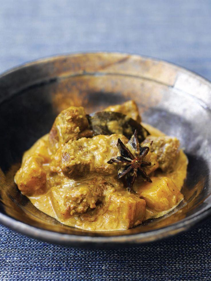 Sumatran lamb kurma (Indonesia) recipe from Atul's Curries of the World by Atul Kochhar | Cooked