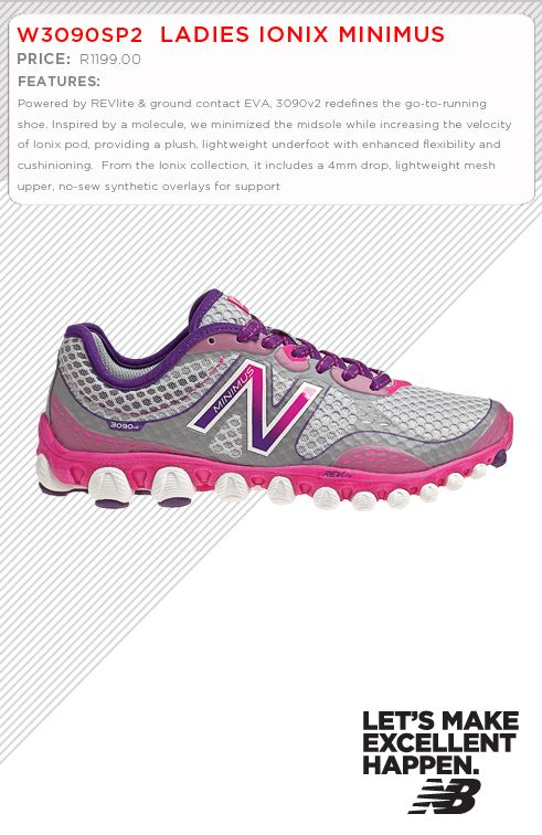Ladies - Meet the Brand New Ionix - Launched in July 2013