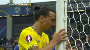 Offsides and a Sitter: Zlatan Ibrahimovic & Swedens horrendous stats after 2 Euro 2016 games [Tweets]
