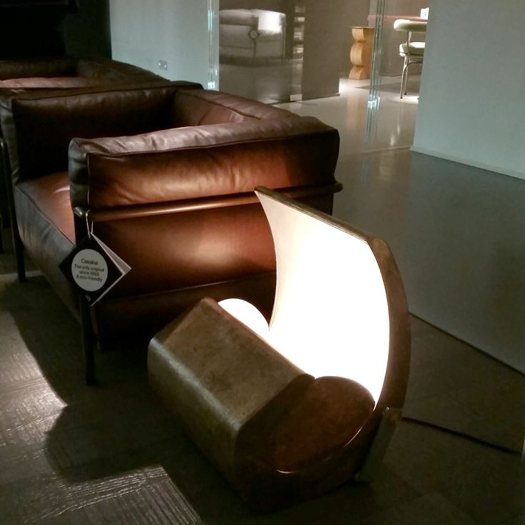 Escargot design Le Corbusier   LC50  http://nemolighting.com/products/show/escargot/