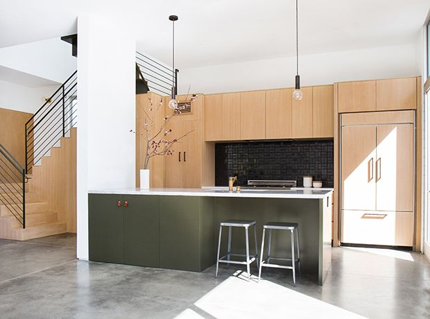 Discover why light wood kitchens are trending and see 40 stunning spaces from around the world, from modern to traditional to Scandi-style.