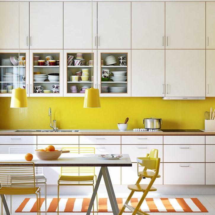 Kjøkkeninspirasjon -  Kjøkken i eik – Decor