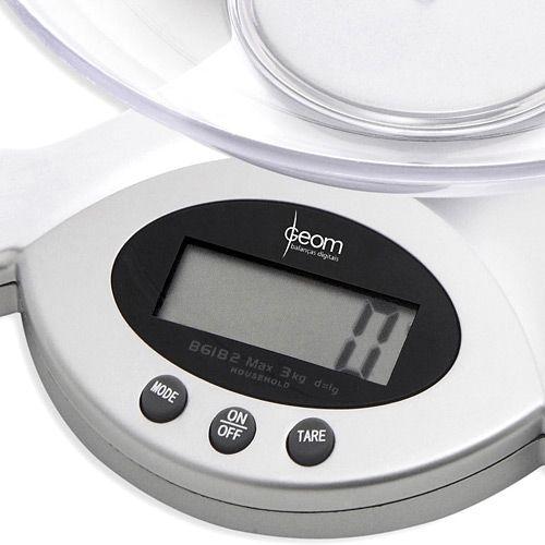 Balança Digital de Cozinha - B6182 - Geom - Submarino.com