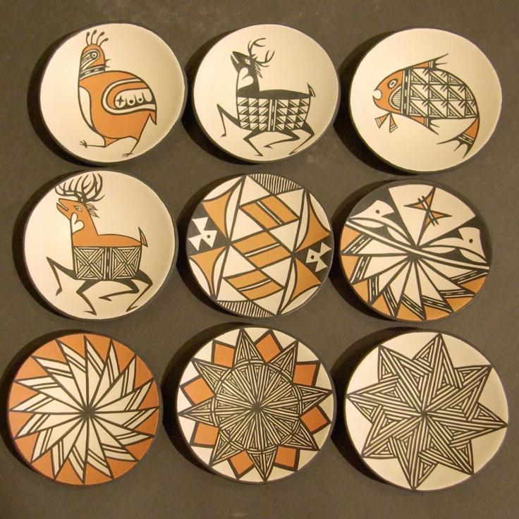 Dean Reano Acoma Pottery