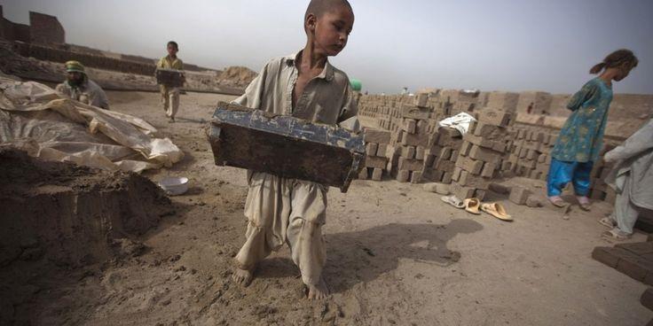 Вопреки запретам: детский труд используется во многих странах мира