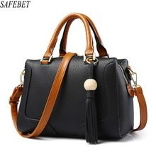 SAFEBET Brand  2017 New Arrival Brand Designer Luxury High Quality  Women Handbags Ladies Travel Fashion Shoulder Messenger Bags     Tag a friend who would love this!     FREE Shipping Worldwide     Get it here ---> http://fatekey.com/safebet-brand-2017-new-arrival-brand-designer-luxury-high-quality-women-handbags-ladies-travel-fashion-shoulder-messenger-bags/    #handbags #bags #wallet #designerbag #clutches #tote #bag